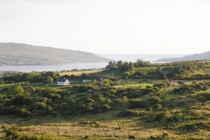 Castletownbere holiday home accommodation views on Eagle Hill